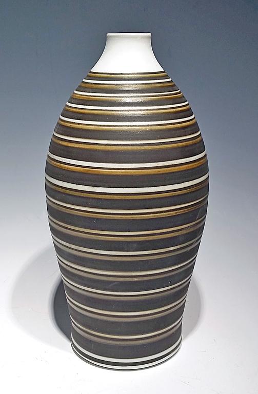 Brown Ripple I porcelain $150