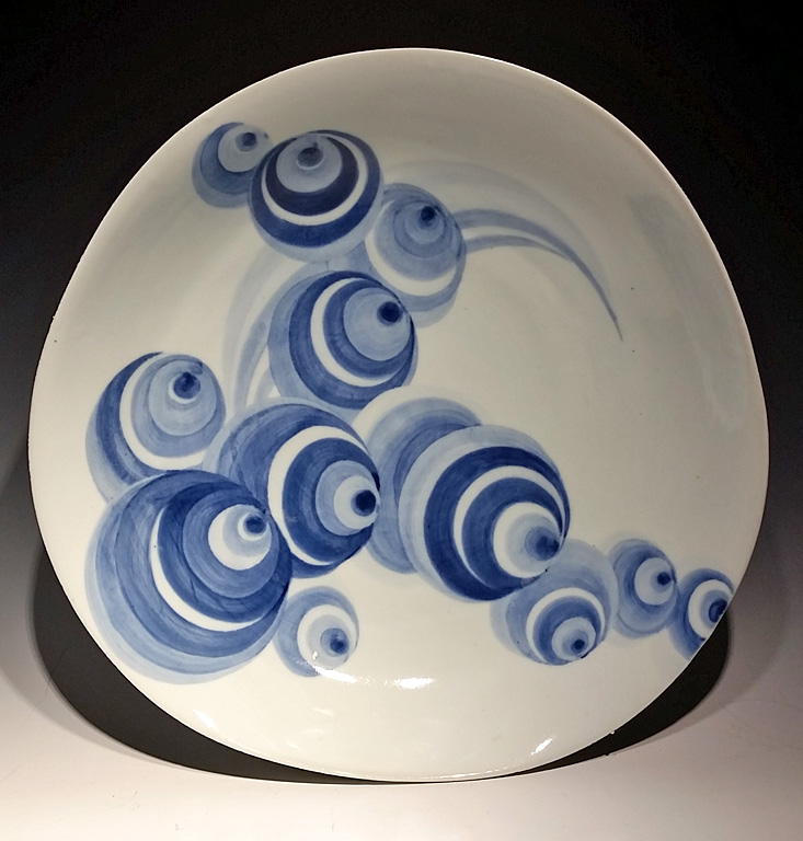 Forest Energy III porcelain $900