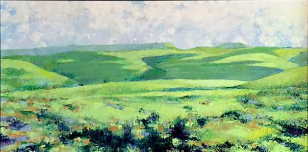 Overlook Panorama  24x48  oc  $2,000 fr
