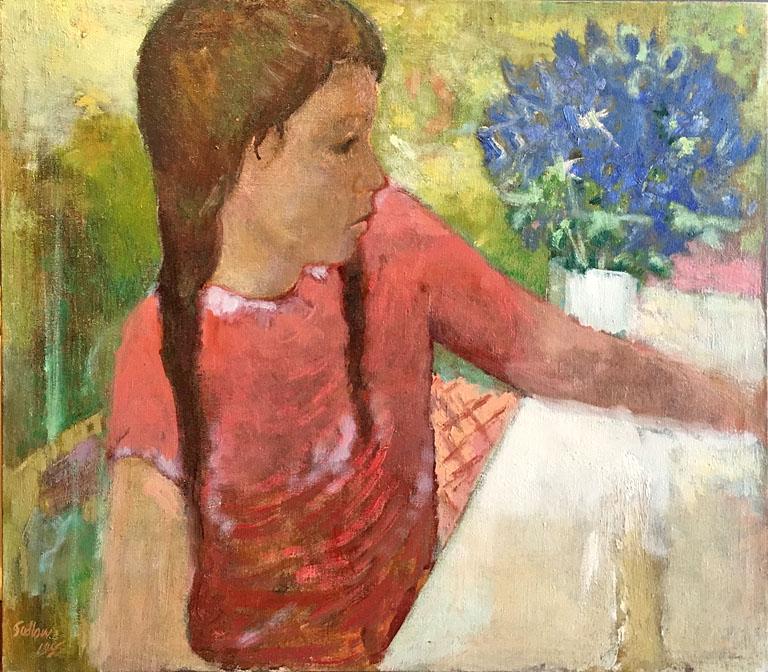 Gretchen (1965) 19.25x22 oc $1,970 fr