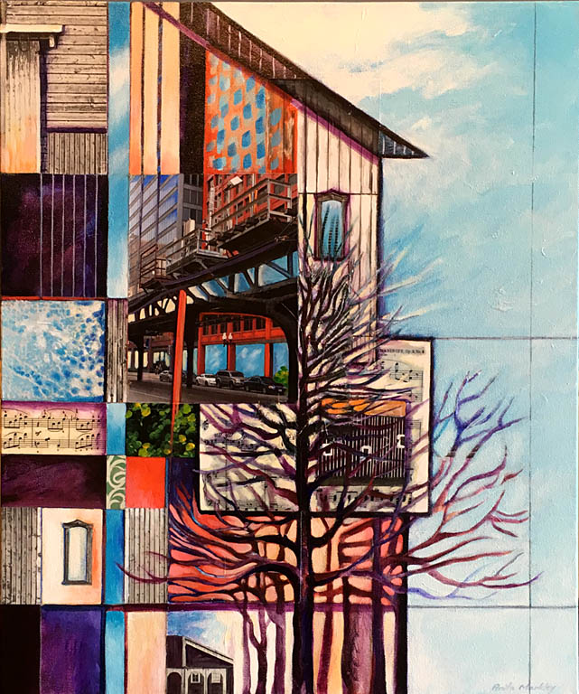 Structure  24x20  ac  SOLD