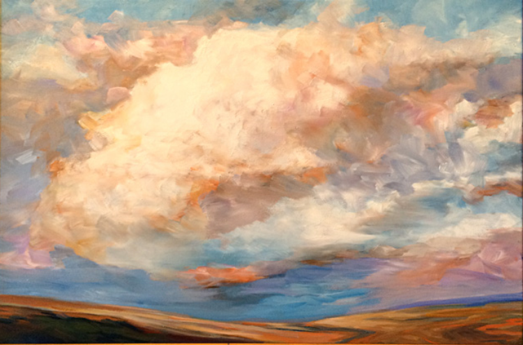 Boundless Sky  24x36  oc  $1,600 fr