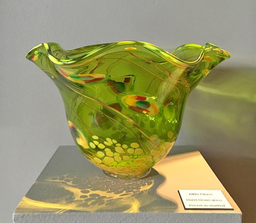 Assorted AlBo Glass, from Doug Shafer