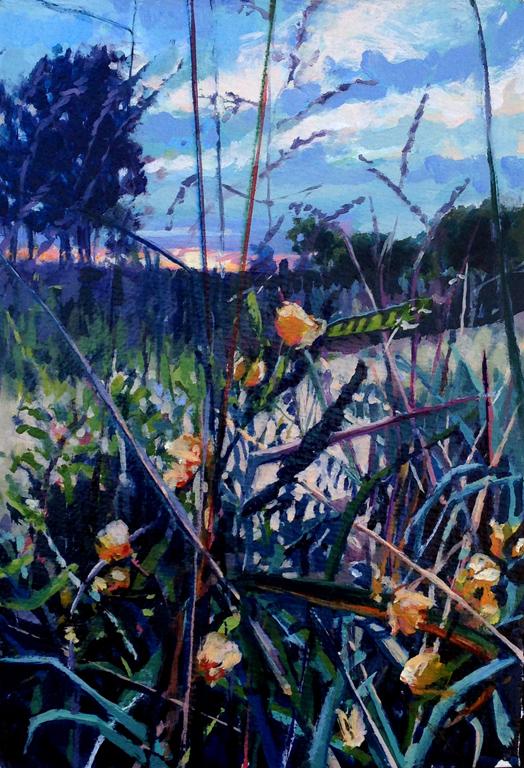 Diana Werts Emerging Light 7.5X11 op $450