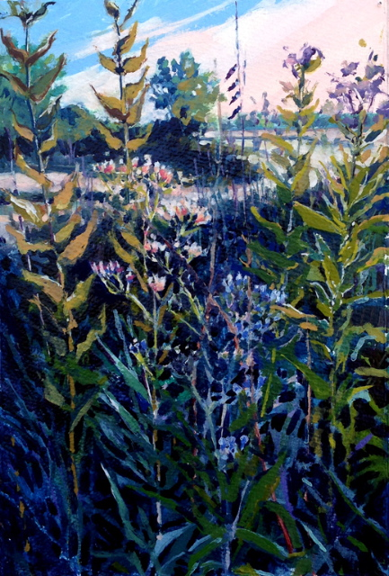 Diana Werts Pure Prairie 7.5x11 op $450