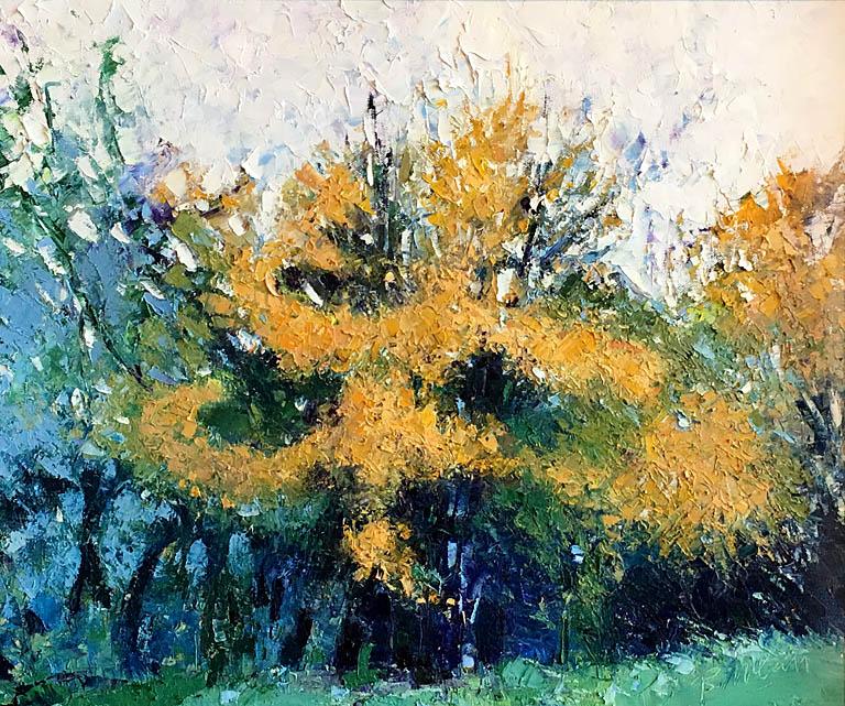 Bill McCall Dancing Trees  20x24 ac $1,200 fr