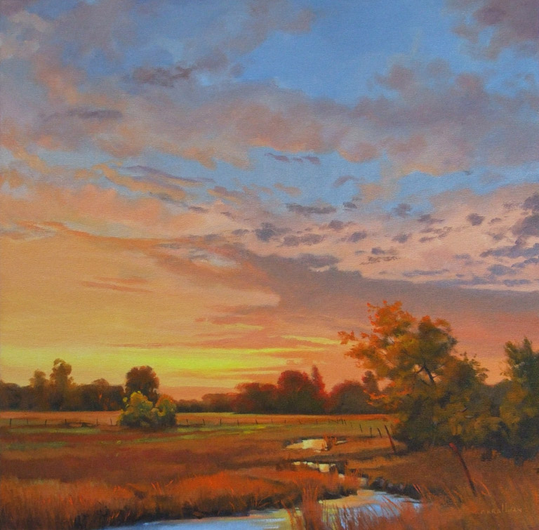 Prose of the Prairie 24x24 ac SOLD