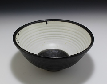 Bowl 1 (BB#31)  4.5x10.5x10.5  ceramic  $85