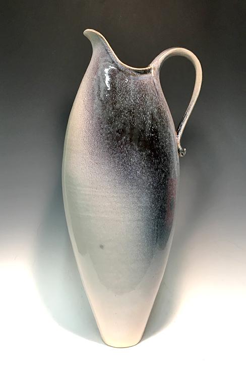 Danny Meisinger Ewer (#80)  ceramic $375
