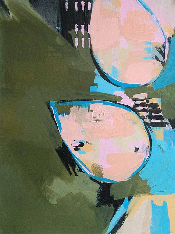 Regeneration - Quartet #4 19x12 op $300 uf $400 fr