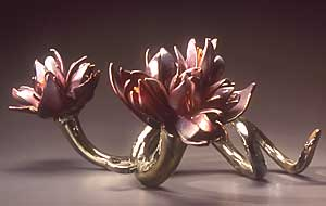 Chive Flower  ceramic  $3,800