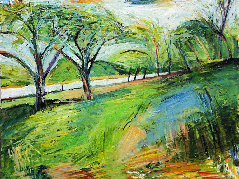 Gillham Park V 11x15 ap $410 fr