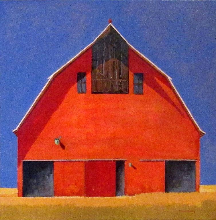 Red Barn 18x18 acwc $360 uf