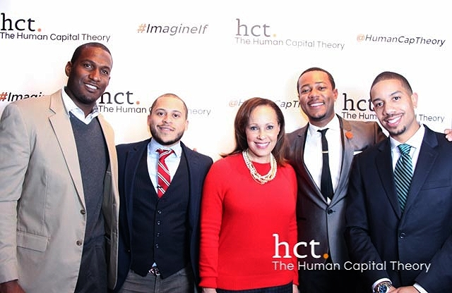 12.18.14. The Human Capital Theory Holiday Celebration