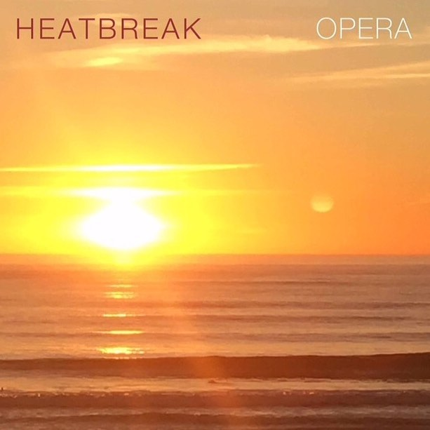 """The debut single """"Opera"""" is now on Bandcamp. Follow the link in bio @heatbreakmusic to listen! Very happy to release this music today. @nickyshimz @marta.mcfly @chainlettercollective #synthmusic #electronicmusic #newmusic #single #nowplaying #heatbreak #tangerinedream #newage #synths #korg #roland #newjams #2019 #instagood"""
