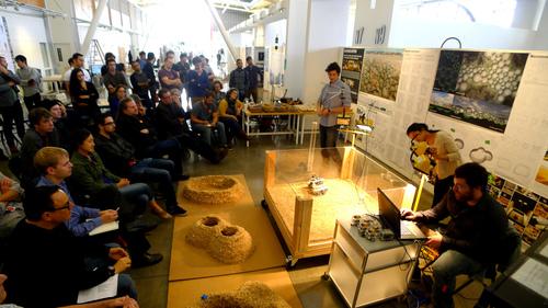 Creative Architecture Machines 2014 @ CCA
