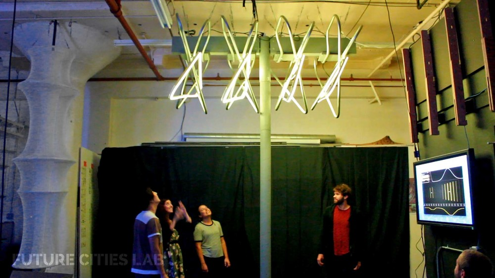 Lightweave Prototype Interaction with People