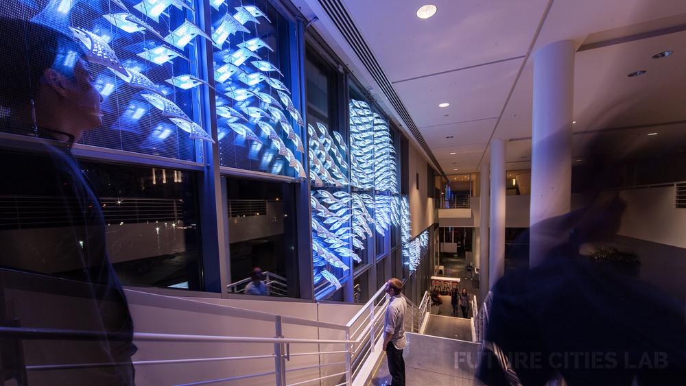 Lightswarm_Staircase_FutureCitiesLab_PeterPrato