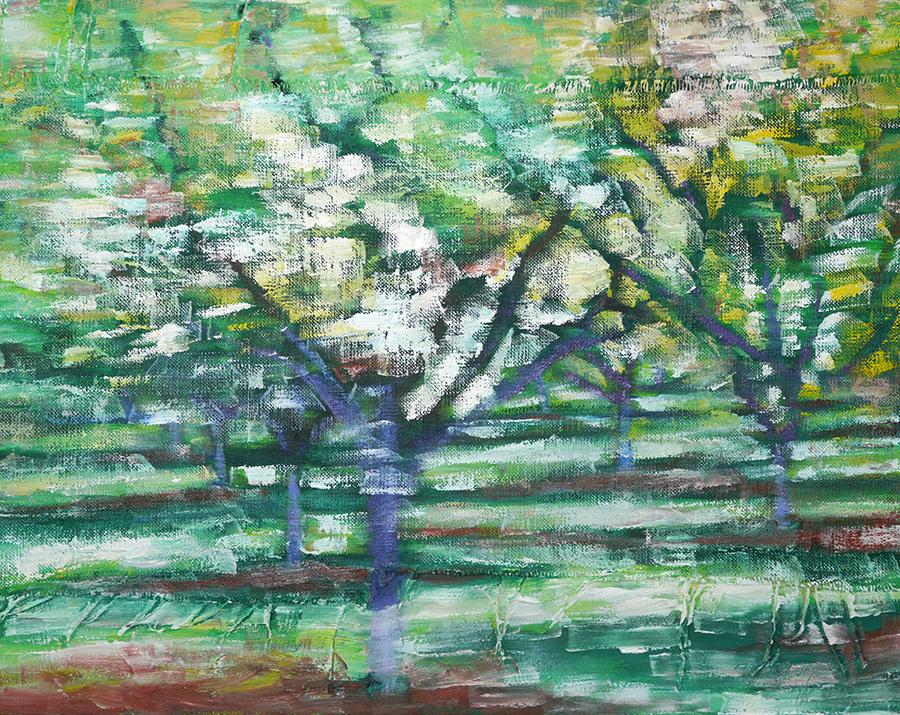 orchard impression