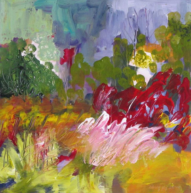 lively landscape