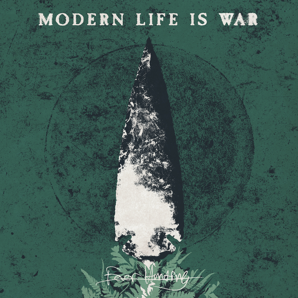 "MODERN LIFE IS WAR ""Fever Hunting"" LP - $8.50 DEATHWISH INC. 