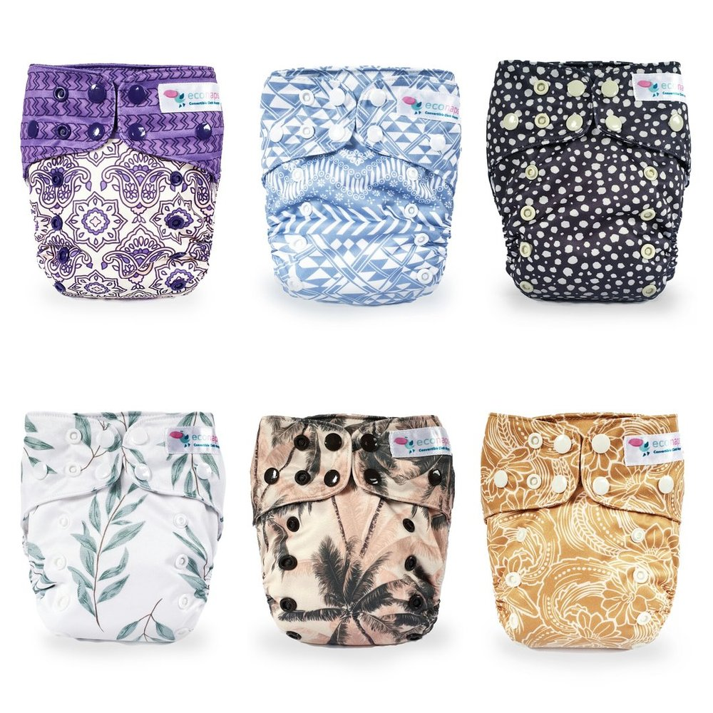 Econaps Designer Cloth Nappies