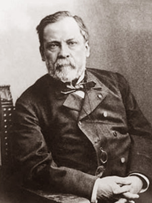 Louis Pasteur, Father of modern microbiology