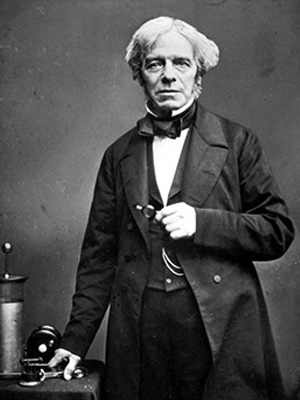 Michael Faraday, Father of electromagnetism