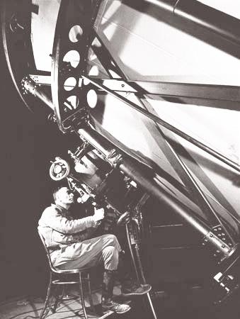 Edwin Powell Hubble (November 20, 1889 – September 28, 1953)