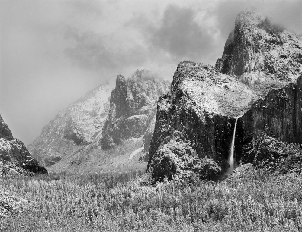 Yosemite, Fresh Snow