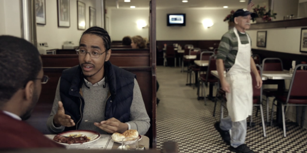 """ODDISEE - """"DIFFERENT NOW""""   music video"""