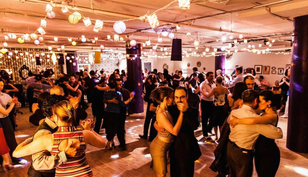 Marquez vos calendriers ! - La meilleure fête de tango de l'année se déroulera du vendredi 28 décembre au mercredi 2 janvier.