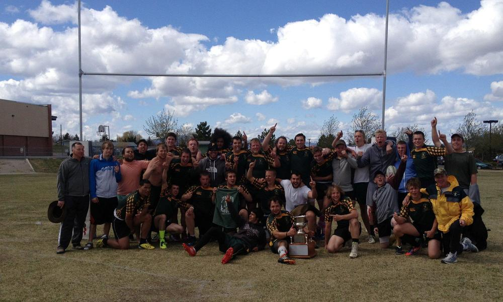 2013 Montana State Rugby Champion.s