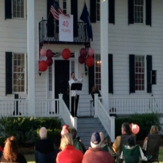 Enjoy one of our many festivals and events at Kaminski House Museum.