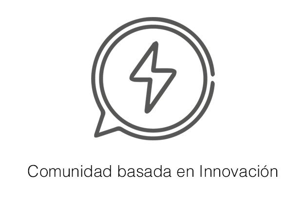 Generamos estrategias para fomentar el desarrollo de una comunidad basada en innovación y conectar a los emprendedores entre si.