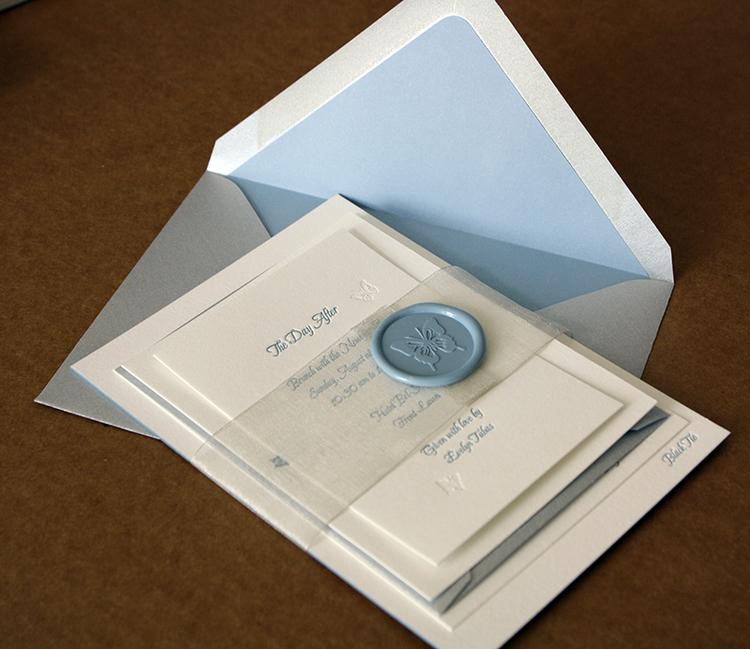San Francisco Bay Area letterpress printing for weddings ...
