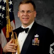 Curt C. Christensen, trumpet