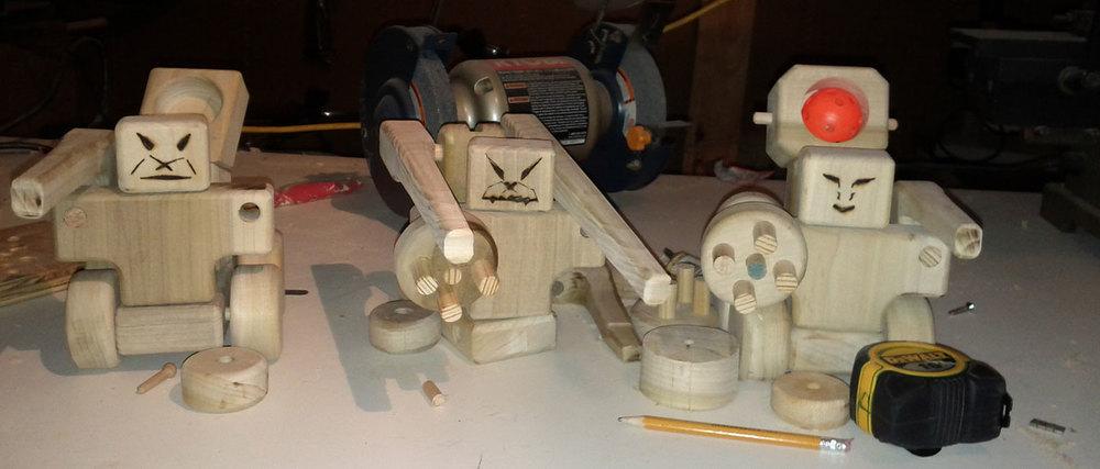 TS72 model robot