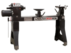 Leguna Revo 1836 Wood Turning Lathe