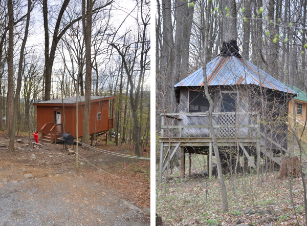 Treehouse Campground — kid baltimore