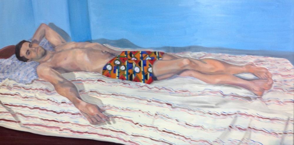Artist's Self-Portrait (Auto-Retrato)