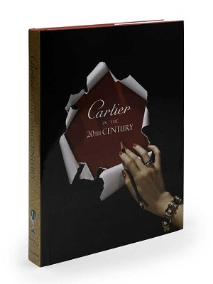 "Cartier in the 20th Century is published in conjunction with the ""Brilliant"" exhibition. It also is being offered in a deluxe edition."