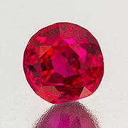For the discriminating collector.  A natural Burma ruby, 3.01 carats of perfection. Inventory  #21892 . (Photo: Mia Dixon)