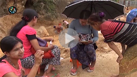 The plot thickens. Small-scale miners may receive plots in Mogok, according to this Democratic Voice of Burma story and video.