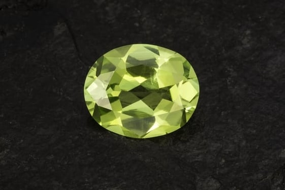 Chrysoberyl from India