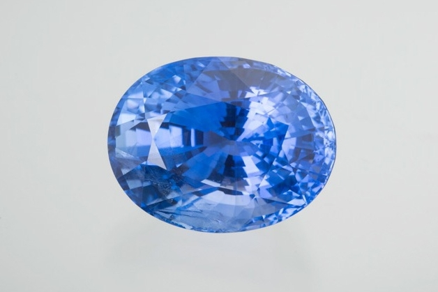 Blue Sapphire from Sri Lanka