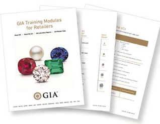 GIA New online training. READ MORE »