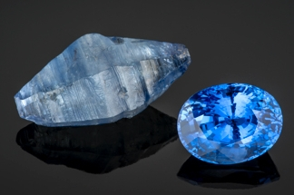 Blue Sapphires from Sri Lanka