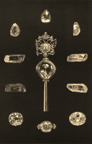 RUSSIA'S TREASURE OF DIAMONDS AND PRECIOUS STONE Kindle edition of a rare book from the GIA library. READ MORE »
