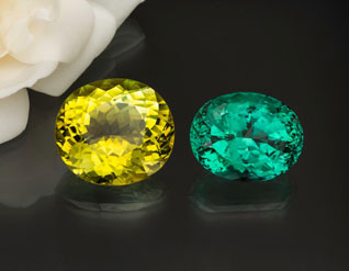 FEATURED STONES Tourmalines: Yellow, Green READ MORE »